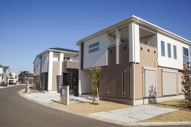 Q116 住宅ローン特別控除ができるマイホームの「取得対価」って?